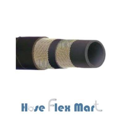 HoseFlexMart Steam Hose (Double Wire).
