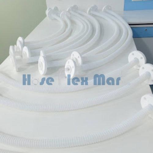 Teflon convoluted hose hoseflexmart.com