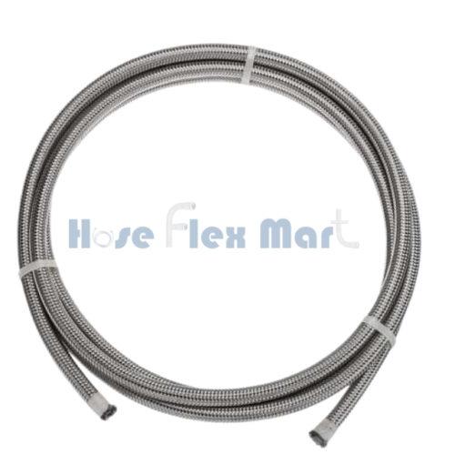 ss braided teflon hose hoseflexmart.com